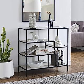 经典品牌 Bailey 沙发控制台桌,质朴白色
