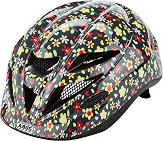 Abus Hubble 1.1 头盔 儿童白色星星 2019 自行车头盔