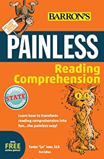 Painless Reading Comprehension (Barron's Painless) (English Edition)