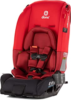 Diono Radian 3RX All-in-One Convertible Car Seat – Extended Rear-Facing 5-45 Pounds, Forward-Facing to 65 Pounds, Booster ...