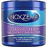 Noxzema 经典洁面乳,原色深层洁面乳 8盎司(6瓶装) 12 oz新老包装更替