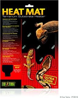 DBDPet 20.32 厘米 x 20.32 厘米小型爬行动物热垫 - 包括附带的Pro-Tip 指南 - 适合球蟒、网状蟒蛇、豹纹壁虎等!