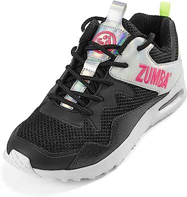 Zumba 女式运动空气经典健身运动鞋舞蹈健身鞋