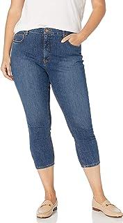 dickies 女士完美形状牛仔七分裤