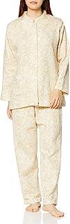 Cecile 家居服 棉* 蓬松针织绗缝睡衣 日本制造 女士