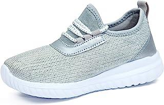 儿童运动网球鞋 - 女童和男孩尺码的运动鞋