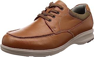[World March ] 休闲鞋 真皮 透气鞋底 带拉链 男士 WM3123