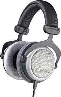beyerdynamic 拜亚动力 DT 880 Pro 头戴式录音棚耳机