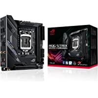 ASUS 华硕 ROG Strix H470-I Gaming (WiFi 6) B460 LGA 1200 (英特尔…