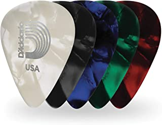 Planet Waves 各种珍珠 Celluloid 吉他拨片1CAP4-100 中号 100 Pack