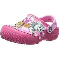 crocs ' funlab 女孩狗狗巡逻队洞洞鞋