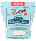 BOBS RED MILL 1 至 1 无麸质烘焙面粉,64 盎司