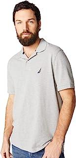 Nautica Pique 男士纯棉短袖Polo衫