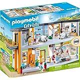 Playmobil 70190 带升降机的大型城市生活玩具