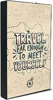 旅行者的礼物   独特的照明牌匾旅行房间装饰   送给旅行的人的意义礼物   理想的旅行墙饰   送给旅行爱好者的励志礼物 Variation 2