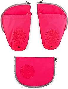 Ergobag 3件套*套装 粉色(粉色) Einheitsgröße