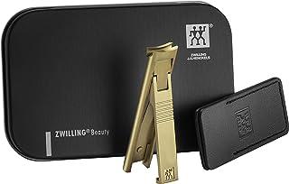 ZWILLING 双立人 TWIN® S *刀 带金属盒 金色 哑光 (42498-102-0)