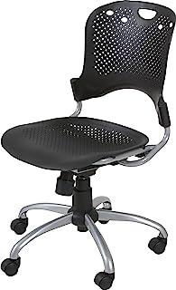 Balt 循环工作椅,黑色,1 个纸箱