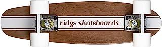 Ridge Skateboards 枫木迷你深色复古摩托滑板车
