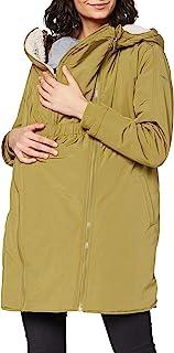 ESPRIT 女式孕妇夹克 卡其绿 - 350 12