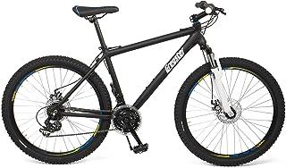 Gregster 中性山地自行车 GR-7210,黑色,26英寸