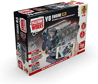Machine Works MWH10 - V8 发动机,多种颜色