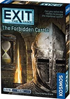 Exit The Forbidden Castle Escape Room Strategy Board Game Thames & Kosmos