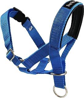"""狗头领吊带蓝色 5 种尺码 蓝色 XL: 12.25""""-15.25"""" Snout"""