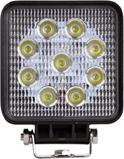 "Blazer International CWL506 4-1/4"" LED 方形工作灯,带泛光光束"