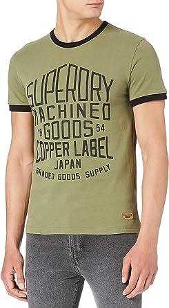 Superdry 极度干燥 男士 T 恤