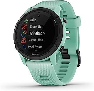 Garmin 佳明 Forerunner 745 GPS 跑步手表 详细训练数据 设备锻炼 基本智能手表功能 热带款