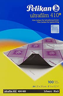 Pelikan 百利金 Ultrafilm-Carbon 410,DIN A4,100张,1套
