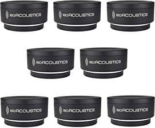 IsoAcoustics Iso-Puck 系列原声隔离器(Iso-Puck, *大 20 磅/单元,8 件装)