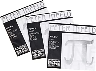 PETER INFELD 彼得·英菲尔德 π·小提琴弦 ADG线组(D线银)