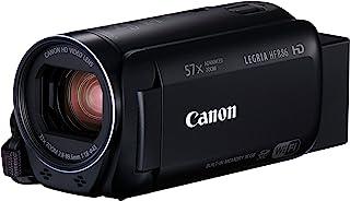 Canon LEGRIA HF R86 便携式摄像机(3.28 百万像素)- 黑色
