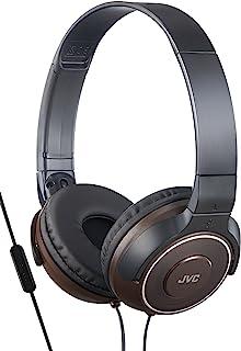 JVC 轻型入耳式耳机,带遥控器和麦克风HA-SR225-T-E HA-SR225-T-E