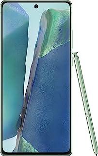 三星 Galaxy Note20 5G 工厂解锁 Android 手机 | 美国版 | 128GB 存储 | 移动游戏智能手机 | 持久电池 | 神秘*