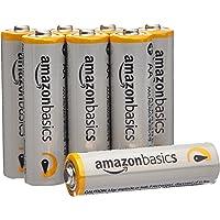 AmazonBasics 亚马逊倍思 AA型(5号) 碱性电池 8节装