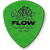 Jim Dunlop Tortex Flow 标准 .88 毫米吉他拨片 (558P.88)