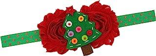 感恩节头巾 — 适合女婴的圣诞头巾 新生儿 — 宝宝*个圣诞节