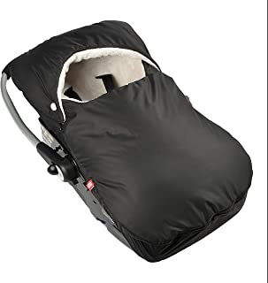 红色城堡汽车座椅脚套 红色城堡保护 防风防水汽车座椅 脚套 黑色