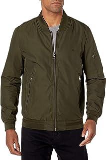 Calvin Klein 男式飛行夾克