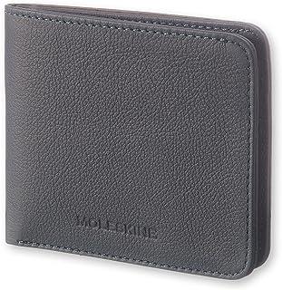 Moleskine Lineage皮革钱包,蓝色