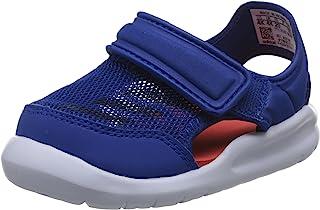 adidas 阿迪达斯 中性款 婴儿 Fortaswim I Durchgängies Plateau 凉鞋