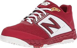 New Balance 男式 3000 V4 Turf 棒球鞋