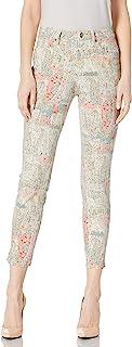 NYDJ 女士 Ami 紧身九分牛仔裤,侧缝开衩