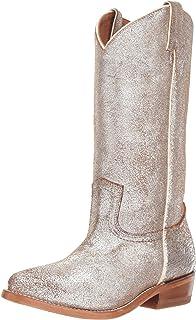 FRYE 女士 Billy Pull on Western 靴子