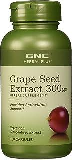 GNC 草本和葡萄籽萃取物