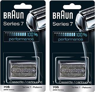Braun 70s 剃须刀箔和刀具头更换包 - 2 件装