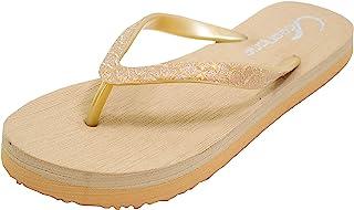 FROGG TOGGS 女式 Oceangrip 闪光凉鞋船鞋